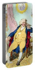 George Iv Portable Battery Charger