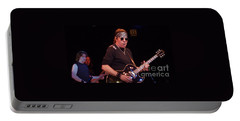 Portable Battery Charger featuring the photograph George Thorogood by John Telfer