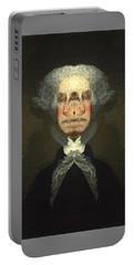 George_washington 1 Portable Battery Charger