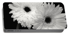 Gerbera Daisy Sisters Portable Battery Charger