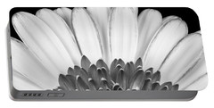 Gerbera Rising Portable Battery Charger by Adam Romanowicz