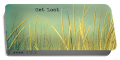 Get Lost Portable Battery Charger