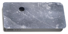Get The Puck Outta Here Portable Battery Charger