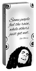 Get Wet Or Feel Rain Portable Battery Charger