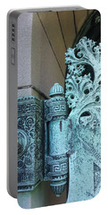 Getty Tomb Detail Portable Battery Charger