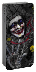 Ghost Harlequin Portable Battery Charger