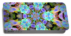 Ghost Plant Kaleidoscope 1 Portable Battery Charger