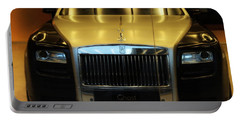 Rolls Royce Ghost Portable Battery Charger by Salman Ravish