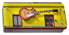 Giant Gibson Les Paul Portable Battery Charger