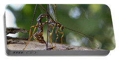 Giant Ichneumon Wasp Portable Battery Charger