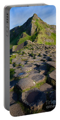 Giant's Causeway Green Peak Portable Battery Charger