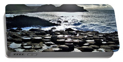Giant's Causeway Sunset Portable Battery Charger