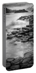 Giant's Causeway Waves  Portable Battery Charger