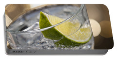 Gin Tonic Cocktail Portable Battery Charger