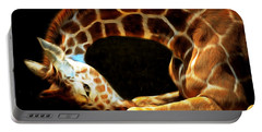 Giraffe 20150211brun Portable Battery Charger