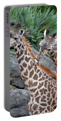 Giraffe Massage Portable Battery Charger