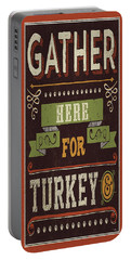 Give Thanks I Portable Battery Charger