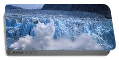 Glacier Calving Portable Battery Charger