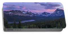 Indian Peaks Wilderness Photographs Portable Battery Chargers
