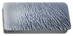 Portable Battery Charger featuring the photograph Glacier by Gunnar Orn Arnason