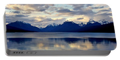 Glacier Morning Portable Battery Charger