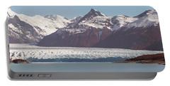 Glaciers In A Lake, Moreno Glacier Portable Battery Charger