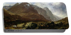 Glencoe, 1864 Portable Battery Charger