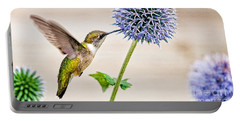 Globe Thistle Hummer Portable Battery Charger