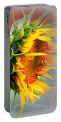 Glorious Sunflower Portable Battery Charger