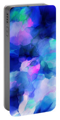 Portable Battery Charger featuring the digital art Glory Morning by David Lane