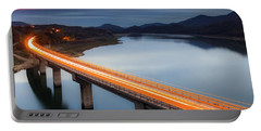 Glowing Bridge Portable Battery Charger