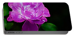 Glowing Rose II Portable Battery Charger