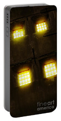Glowing Windows Portable Battery Charger