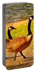 Go Geese Portable Battery Charger