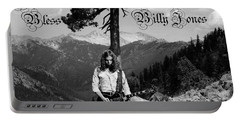 God Bless Billy Jones Portable Battery Charger