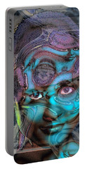 Portable Battery Charger featuring the photograph Goddess Of Love And Confusion by Richard Thomas