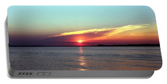 Portable Battery Charger featuring the photograph Gods Creation by Debra Forand