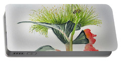 Flowering Gum Tree Portable Battery Charger