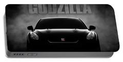 Godzilla Portable Battery Charger
