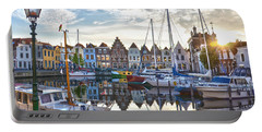 Goes Harbour Portable Battery Charger by Frans Blok