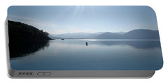 Portable Battery Charger featuring the photograph Gokova Bay  by Tracey Harrington-Simpson