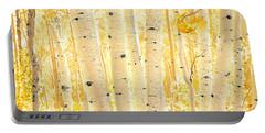 Golden Aspens Utah Portable Battery Charger