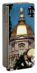Golden Dome Portable Battery Charger