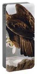 Golden Eagle Portable Battery Charger by John James Audubon