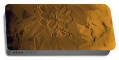 Golden Effulgence Portable Battery Charger