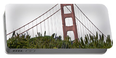Golden Gate Bridge 1 Portable Battery Charger