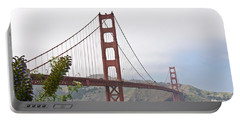 Golden Gate Bridge 3 Portable Battery Charger