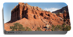Golden Throne Capitol Reef National Park Portable Battery Charger
