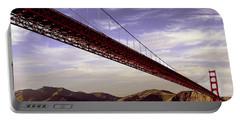 Goldengate Bridge San Francisco Portable Battery Charger