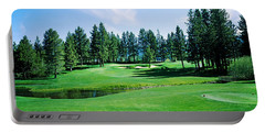 Golf Course, Edgewood Tahoe Golf Portable Battery Charger